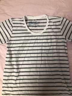 Striped tshirts