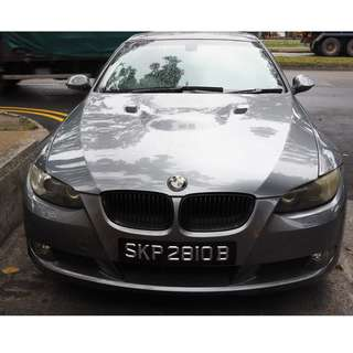 BMW E92 325i N52B 2008 PARTS FOR SALE (07050)