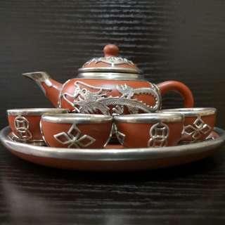 Yi xin Chinese teapot