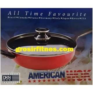 Panci Amerika - American Pan Wajan Teflon Masak High Quality