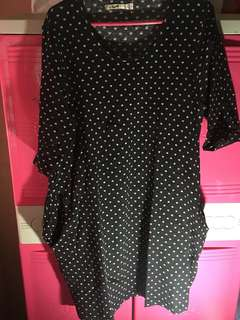 Pre loved heart dress