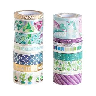 Cool Icons Washi Tape Tube by Recollections