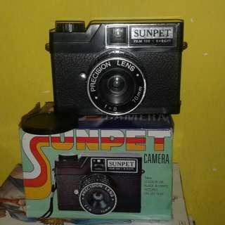 Kamera mainan lama