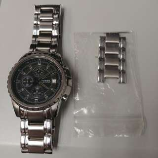 Fossil 10ATM Watch
