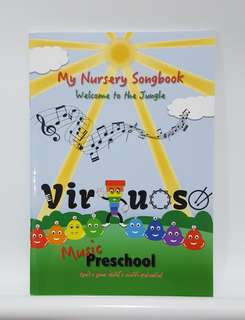 My Nursery Songbook - Welcome to the Jungle