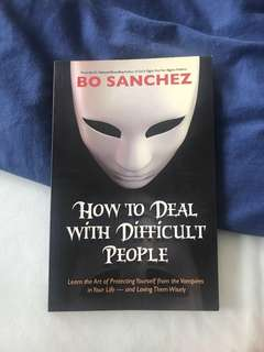 How To Deal With Difficult People - Bo Sanchez