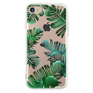 Phone Case for Iphone (Pattern back cover tree soft)
