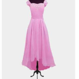 PINK GOWN (AURELIA) - Gown For Rent