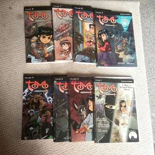 Comic Book Bundle