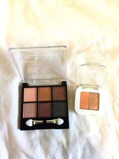 Bh Cosmetic and Apieu shadow bundle
