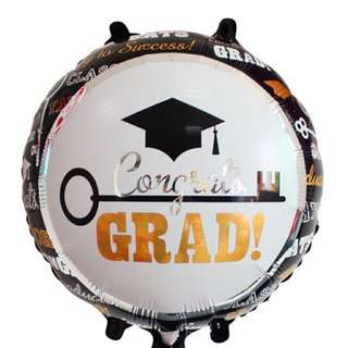 Graduation (18inch helium balloon)
