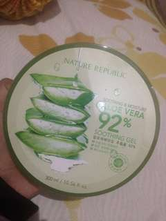 Nature Republic Shooting Gel Aloe Vera