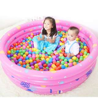Inflatable Round Pool