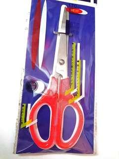 Round tip scissors