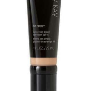 Mary Kay CC Cream Sunscreen SPF15