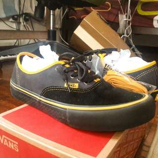 Vans (pa'din musa) authentic pro
