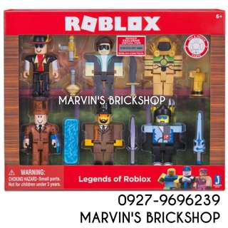 For Sale ROBLOX Toy 6 Characters Included