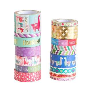 Mix 2 Washi Tape Tube by Recollections