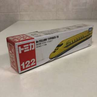 Tomica Dr. Yellow TYPE923-T5 Train
