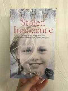 Stolen Innocence; Elissa Wall (Non-fiction)