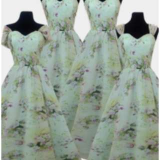 GREEN GOWN (HEATHER) - Gown For Rent