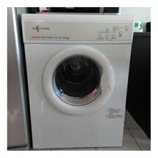 Laundry Dryer 5.5kg Clothes Drying Machine Pengering Baju