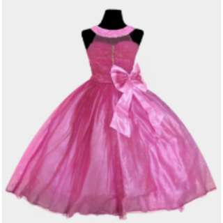 PINK GOWN (PEONY) - Gown For Rent