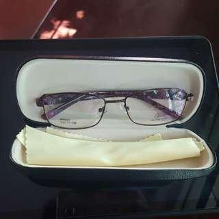 Eyeglass frame (Celine Dion)