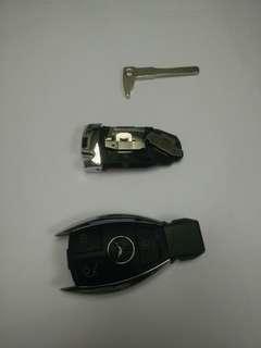 Mercedes car keys fob casing.