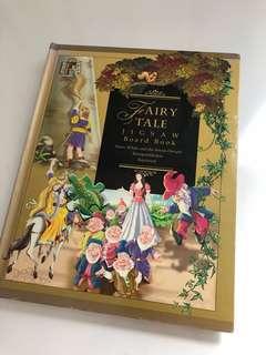 Fairy Tale Jigsaw Board Book