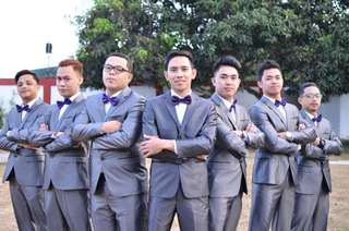 Formal wears created by:Millennium Suits