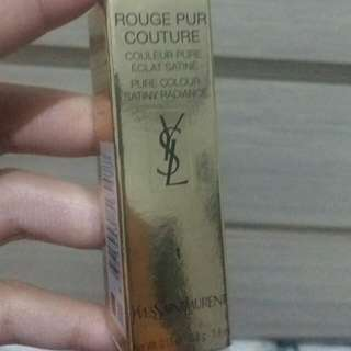 YSL Pur Couture Satiny Radiance Lipstick