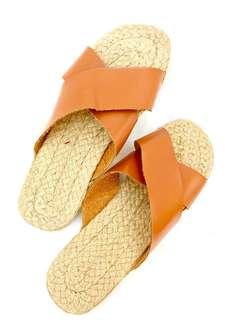 Abaca Sandals Handmade Artisan Footwear