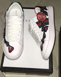 Gucci Flower SHOES