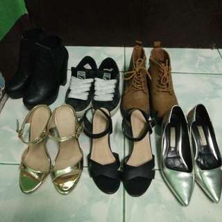 Shoes all size 5-6
