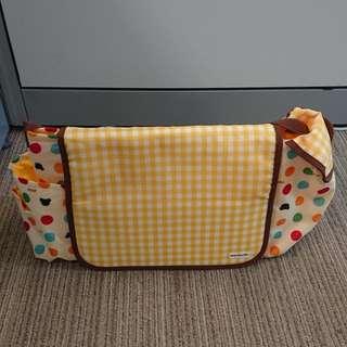 Miki House Diaper Bag