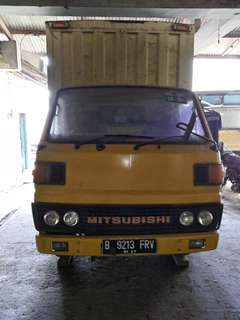 Mitsubishi box 6 ban 100ps tahun 97