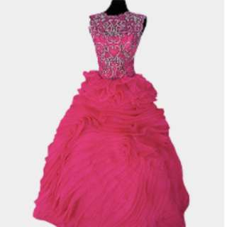 PINK GOWN (SARAH) - Gown For Rent