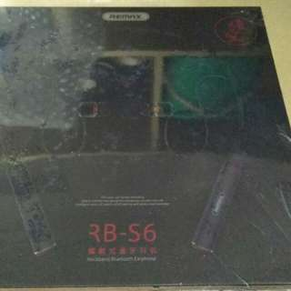 Remax RB-S6 Bluetooth earphone
