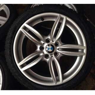 19 inch SPORT RIM BMW ORIGINAL F10 MADE IN HUNGARY