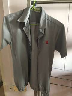 Jurong Secondary Uniform
