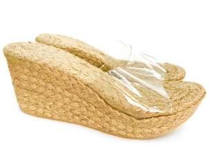 Abaca Sandals Wedges Footwear