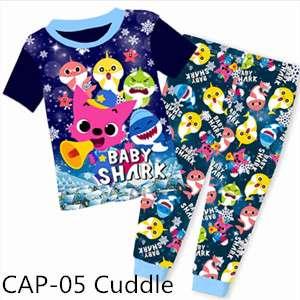Baby Shark Boy T-shirt set