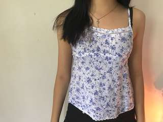 PRELOVED TANKTOP H&M