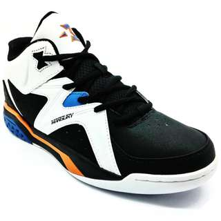 361 Degrees Starbury Basketball Lifestyle Shoes (Black/White)