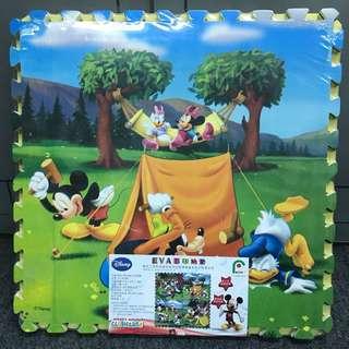 Disney Eva Floor Playmat