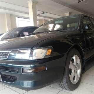 Toyota great corolla seg 1995