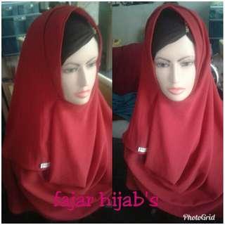 Pastan 2 face @fajar hijab's