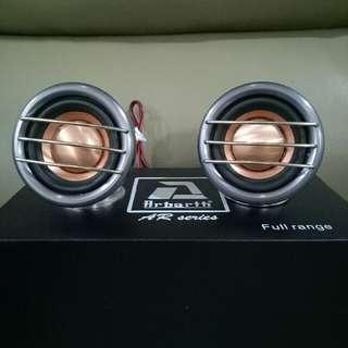 2.5 Full Range Speaker