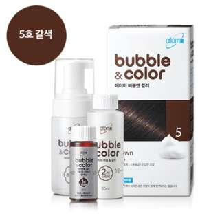 Atomy Bubble and Color (Hari Dye)